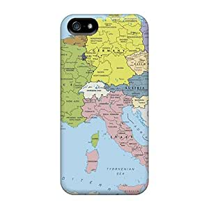 Pretty Iphone 5/5s Case Cover/ Europe Series High Quality Case
