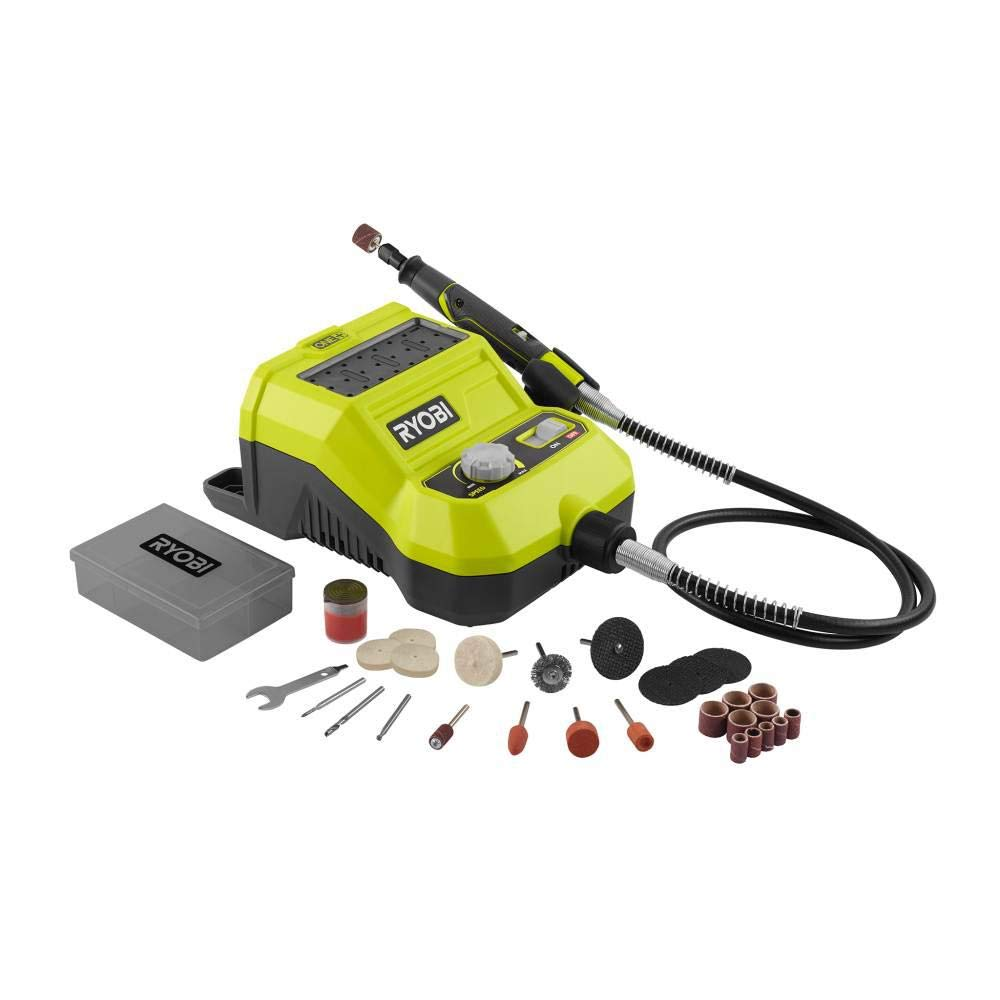 Ryobi One+ Plus 18 Volt Variable Speed Rotary Tool P460 (Bulk Packaged)