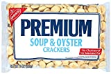 Premium Soup & Oyster Crackers, 9-Ounce Bags (Pack of 12)