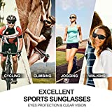 Polarized Sunglasses for Men Women - UV Protection