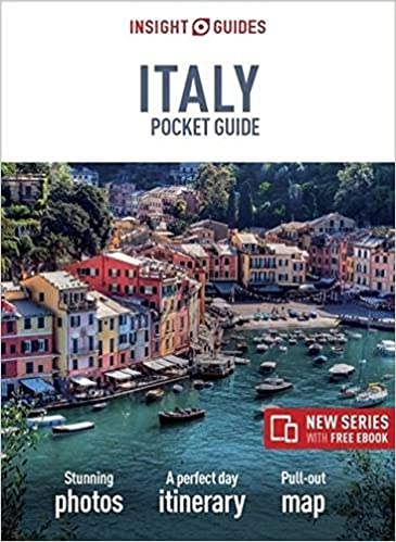 Travel Guide with Free eBook Insight Guides Pocket Italy