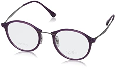 88e4a77607d Image Unavailable. Image not available for. Color  Ray-Ban RX7073 - 5617  Eyeglasses ...