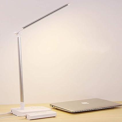 KEZIO Lámpara de Escritorio LED, tecnología para el Cuidado ...