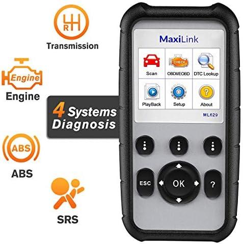 Autel MaxiLink ML629 Transmission Diagnosis product image