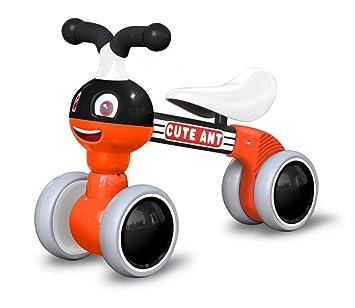Porsa Pim Bicicleta de Equilibrio para bebé, sin Pedal, para ...