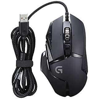 Logicool Logitech Gaming Mouse tunable G502 RGB