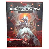 Book cover from Dungeons & Dragons Waterdeep: Dungeon of the Mad Mage Maps and Miscellany (Accessory, D&D Roleplaying Game) by Wizards RPG Team