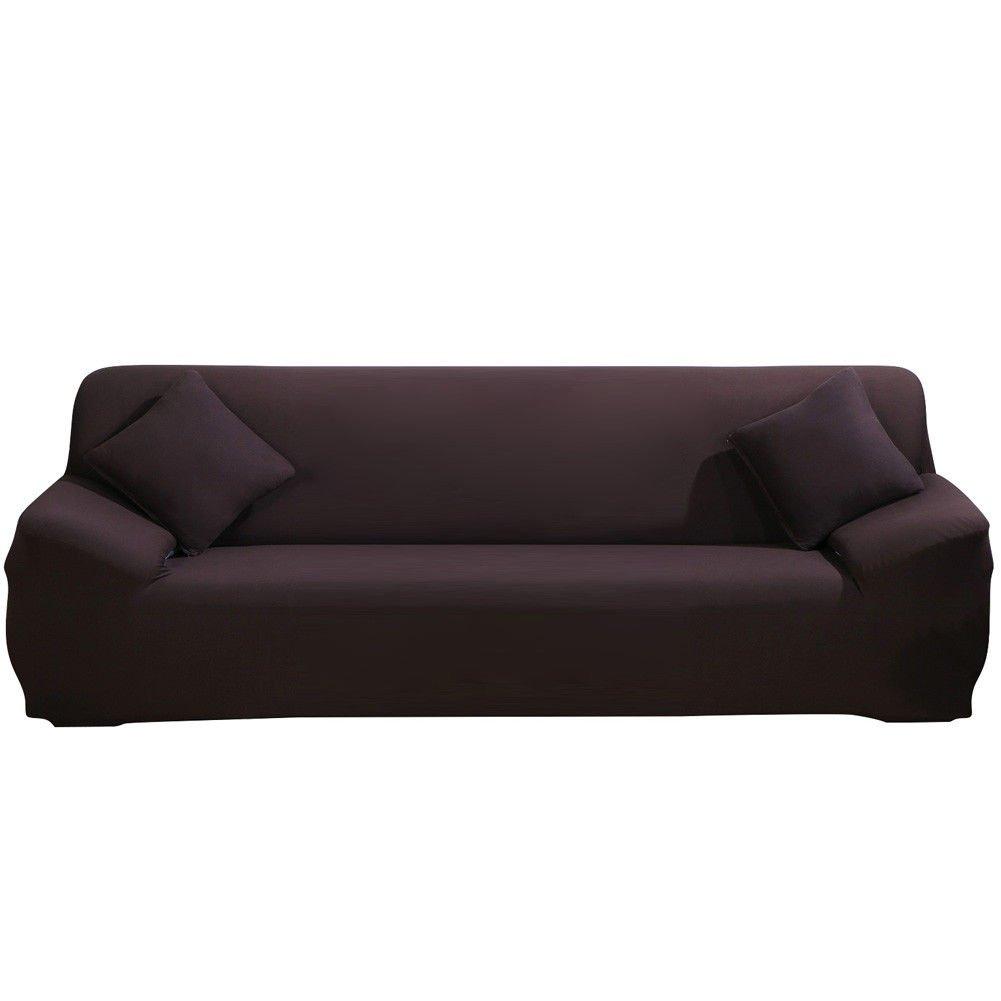 Etbotu Elastic Sofa Slipcovers,All-Season Full-wrap Anti-slip Home Decoration
