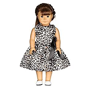 Fashion set clothes American Girl Doll Clothes 18 inch doll clothes and accessories dresses