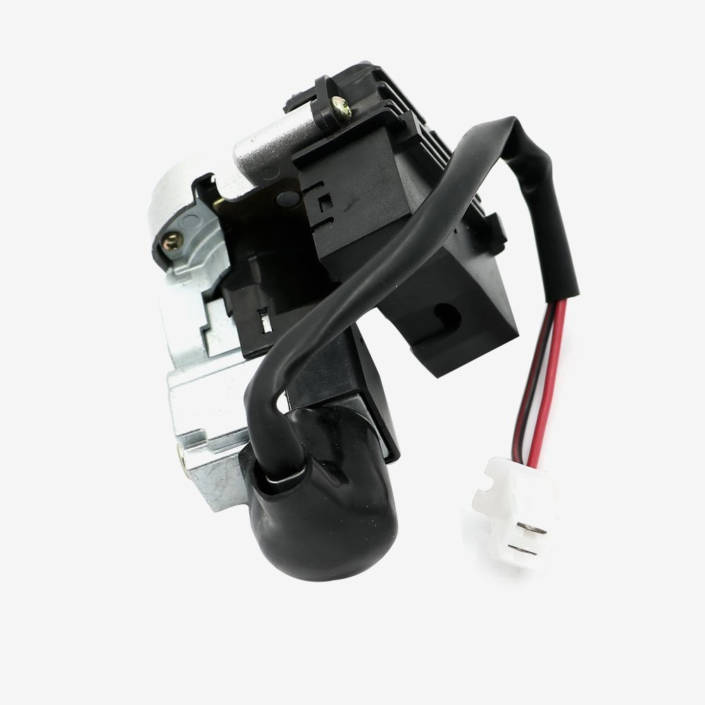 MotoParty For Honda PCX 125 PCX 150 2014 2015 Ignition Coil Barrel Switch Lock And Key Set