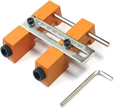 Oblique Trou Angle De Perçage Localisateur Alliage D/'Aluminium Guide Menuis