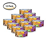 PACK OF 12 – Purina Friskies Classic Pate Turkey & Giblets Dinner Cat Food 5.5 oz. Can