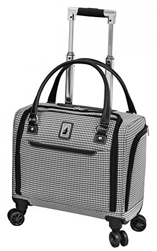 Rolling Under Seat Carry On Bag - 8