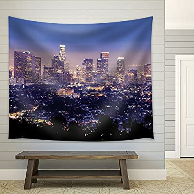 Incredible Craft, Made With Top Quality, The City of Los Angeles All Lit Up at Night