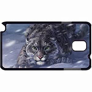 New Style Customized Back Cover Case For Samsung Galaxy Note 3 Hardshell Case, Back Cover Design HttpLilian ArtDeviantartComArtSnow Leopards 275266632 Personalized Unique Case For Samsung Note 3