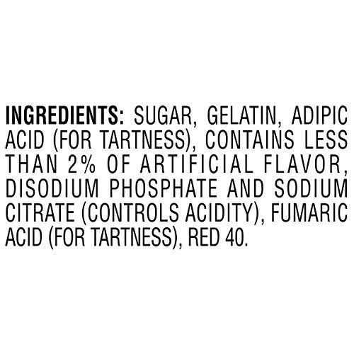 Jell-O Raspberry Gelatin Dessert Mix, 6 oz Box by Jell-O (Image #2)