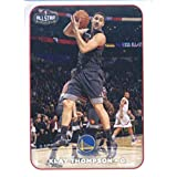 2017-18 Panini NBA Stickers #390 Klay Thompson Western All-Stars Basketball Sticker