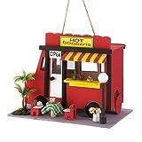 Zingz and Thingz Hot Dog Birdhouse