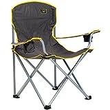 QuikShade 150239 Quik Chair Heavy Duty Folding C& Chair - Grey  sc 1 st  Amazon.com & Amazon.com: 450 Pounds u0026 Above - Chairs / Camping Furniture: Sports ...