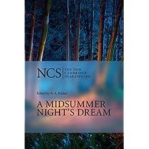 A Midsummer Night's Dream (The New Cambridge Shakespeare)