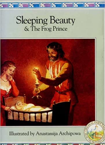 Original Fairy Tales from the Brothers Grimm: Sleeping Beauty & Frog