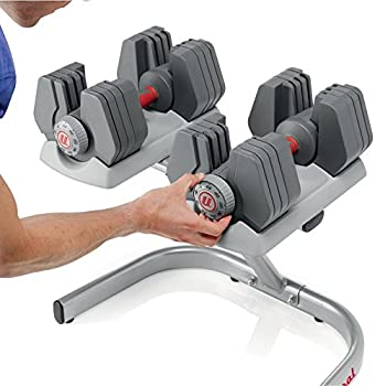 Universal Selectorized Dumbbell Set w/ Stand
