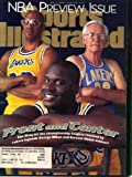Sports Illustrated November 11 1996 Shaquille O'Neal & Kareem Abdul-Jabbar & George Mikan/Los Angeles Lakers on Cover, Michael Jordan/Chicago Bulls, Jason Kidd/Dallas Mavericks, Notre Dame Football, NBA Preview
