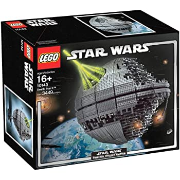 lego star wars death star ii discontinued by. Black Bedroom Furniture Sets. Home Design Ideas