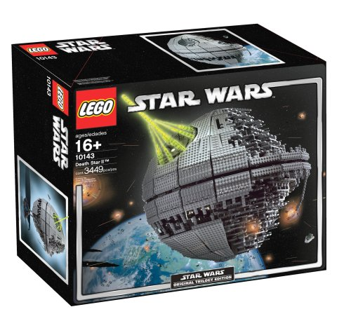 514mS4wQKzL - Lego Star Wars Death Star 2
