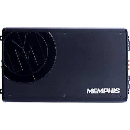 16-PRX1000 1 - Memphis Monoblock 1000W RMS 2000W Max Power Reference  Amplifier