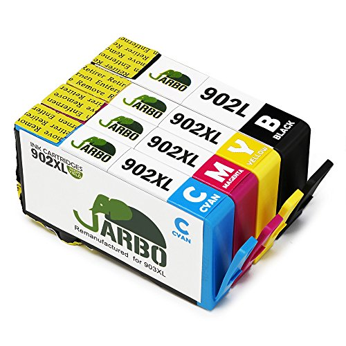 JARBO 1 Set Remanufactured HP 902