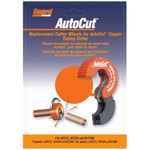 (General Wire Spring ATCW12 AutoCut Replacement Wheel)