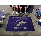 Washington Huskies 5'x6' Tailgater Floor Mat (Rug)