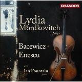 Bacewicz/ Enescu: Werke für Violine und Klavier