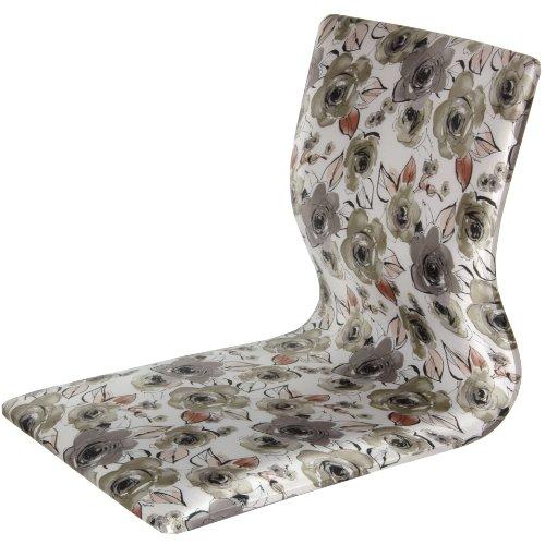 Oriental Furniture Tatami Meditation Backrest Chair