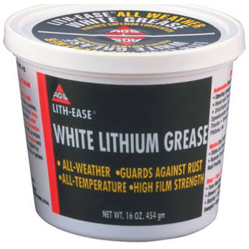 AGS WL-15 LB WHT Lithium Grease