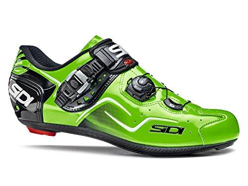 グレートバリアリーフ納屋サイドボードSIDI(シディ) KAOS(カオス) Road Cycling Shoes - Green Fluo [並行輸入品]