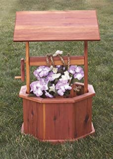 product image for DutchCrafters Amish Made 2' Cedar Wishing Well (Small)