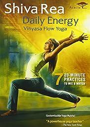Shiva Rea: Daily Energy - Vinyasa Flow Yoga