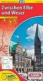 ADFC-Radtourenkarte 6 Zwischen Elbe und Weser 1:150.000, reiß- und wetterfest, GPS-Tracks Download und Online-Begleitheft (ADFC-Radtourenkarte 1:150000)