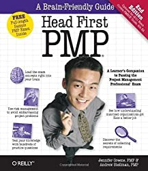 Head First Pmp: A Brain-Friendly Guide to Passing the Project Management Professional Exam (Edition Second Edition) by Greene, Jennifer, Stellman, Andrew [Paperback(2009??]
