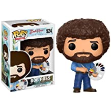 Funko Pop! Television: Bob Ross - Bob Ross Collectible Figure