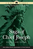 img - for Saga of Chief Joseph, Bison Classic Edition (Bison Classics (Bison Books)) book / textbook / text book