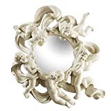 Design Toscano Cherub's Playful Dance Petite Wall Mirror