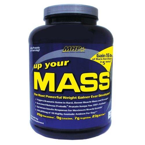 Максимальная эффективность работы персонала, Up Your Mass, ваниль, 5-килограммовый ванна