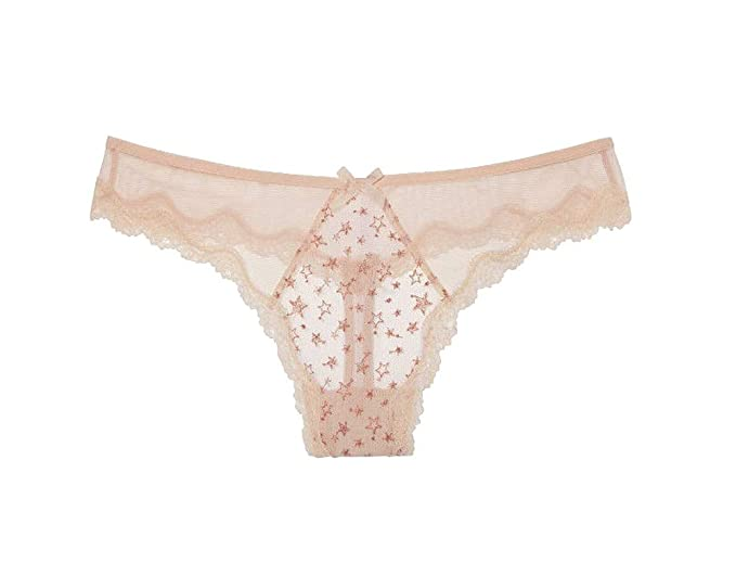 7250da88f72c Image Unavailable. Image not available for. Color: Victoria's Secret Dream  Angel Star Thong Panty ...