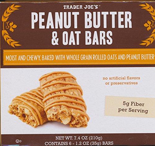 Trader Joe's Peanut Butter & Oat Bars