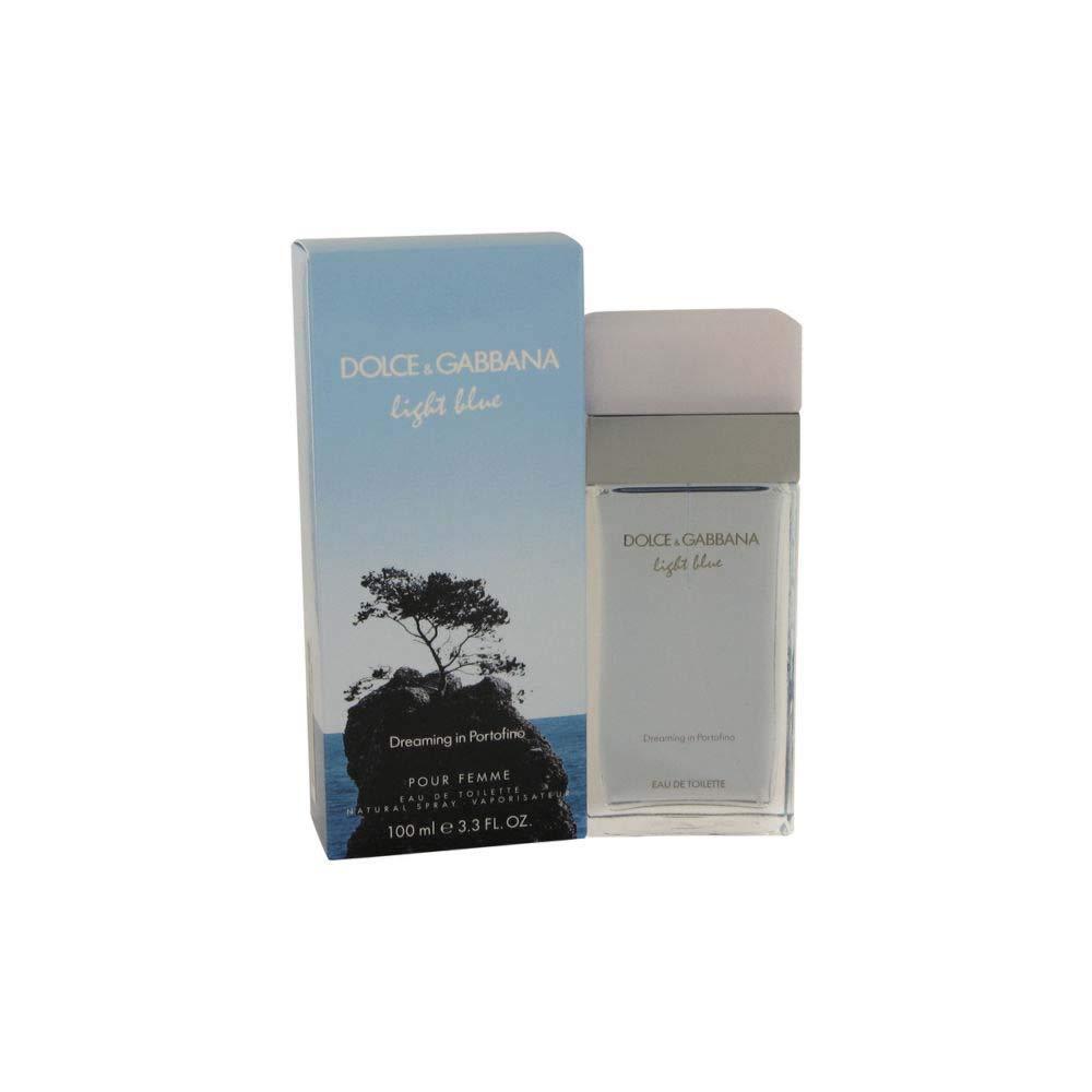 Dolce & Gabanna D&G Light Blue Portofino ETV 100 ml - 1 Unidad: Amazon.es