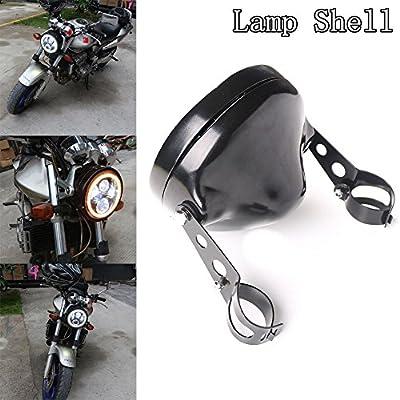"7x6"" 7inch led headlight Lamp shell Bracket for Motorcycle Honda CB400/CB1300/CB250/CB600F/CB919"
