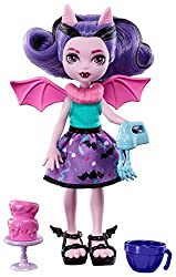 Monster High Monster Family Fangelica Doll, 5.5""